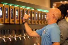 Germania Brew Haus RFID Scan