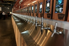 Pour Taproom Wall