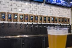 zpizza Phoenix Beer Wall