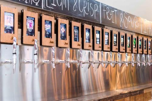 Stanley Beer Hall Taps