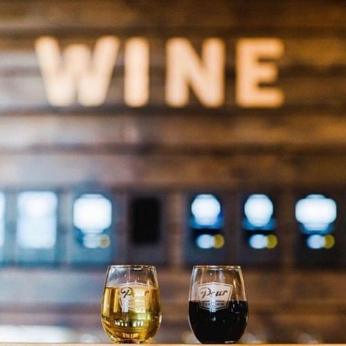 wine wednesday pour taproom
