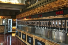 Pour Taproom Interior