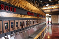 Pour Taproom Tap Wall